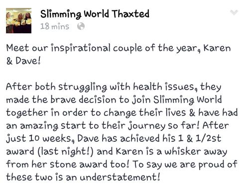 Slimming world laura slimthaxted twitter Slimming world my account