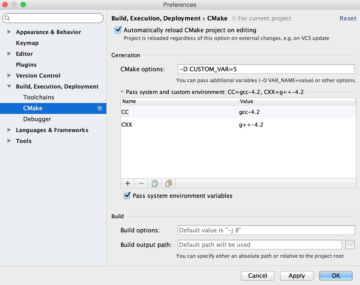 JetBrains CLion IDE on Twitter: