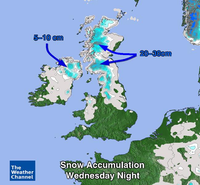 Brace yourself - winter is getting ready to bite back. http://t.co/fBTxnnLhO8 @WeatherCoUK #arcticblast #windchill http://t.co/hAVbNoY09n