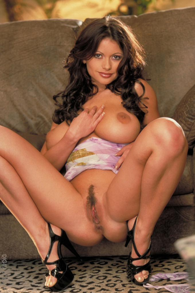 Perfect mature brunette stockings