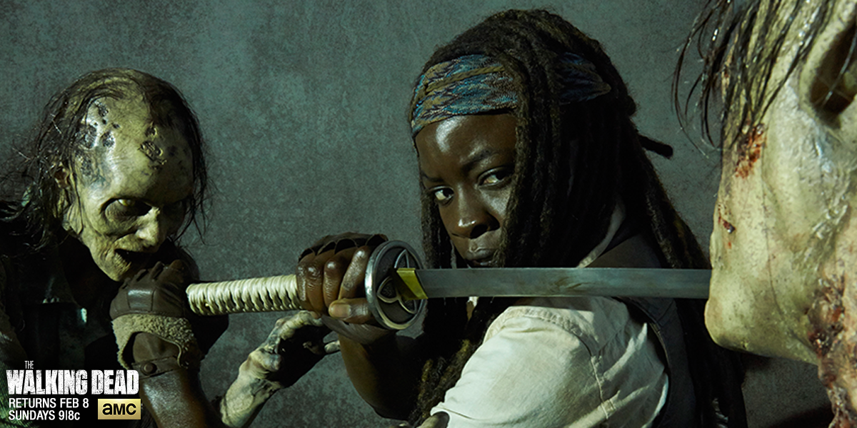 .@WalkingDead_AMC returns in less than two weeks. RETWEET if you'll be watching on February 8. http://t.co/cCOtph539P