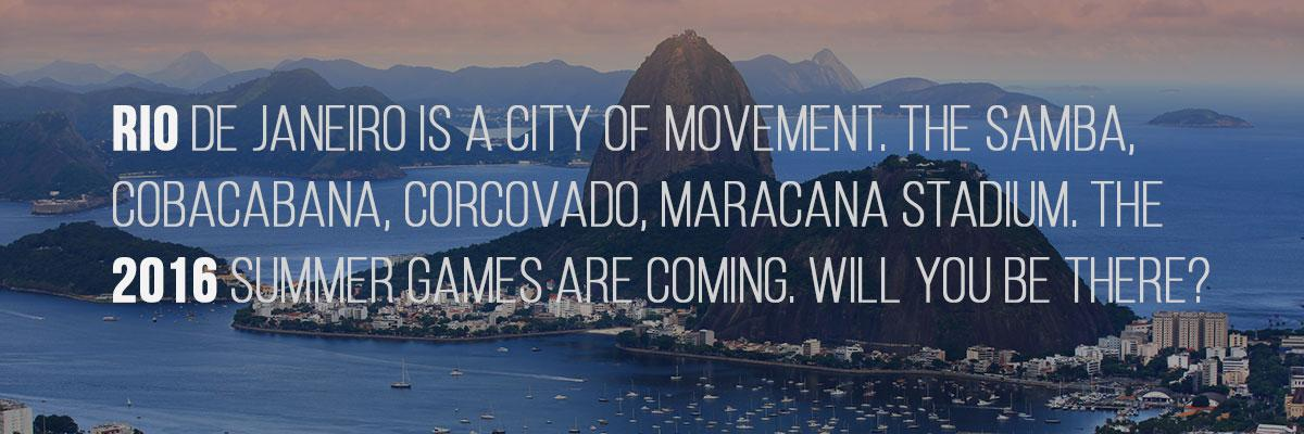 Need an mental break from the #blizzardof2015? Dream about a trip to Rio http://t.co/NW2H5vLBOq for the 2016 Games! http://t.co/rLfw2L3BHZ