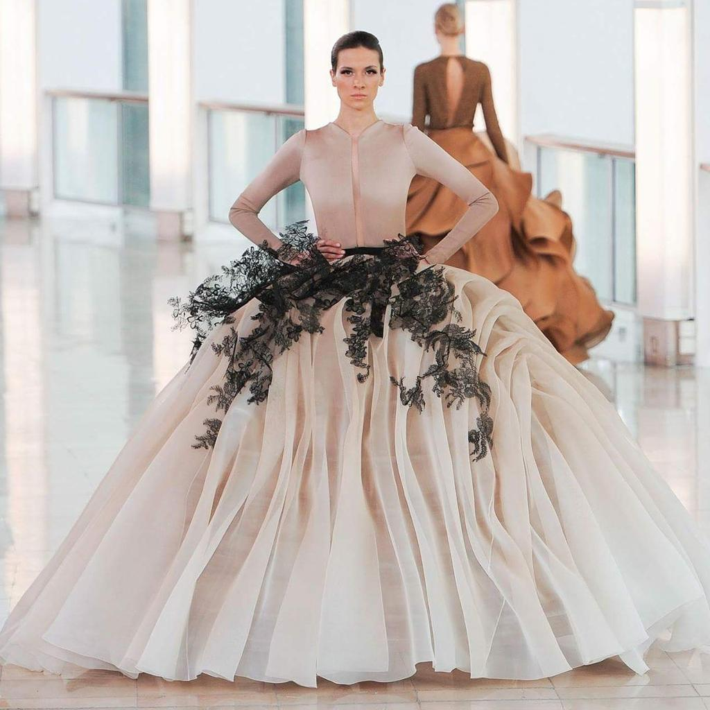 b16ee360b71 gorgeous dress from the stephane rolland haute couture spring 2015  collection pfw