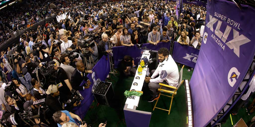 DangeRuss. #SBMediaDay http://t.co/Wq9cQMBS3V