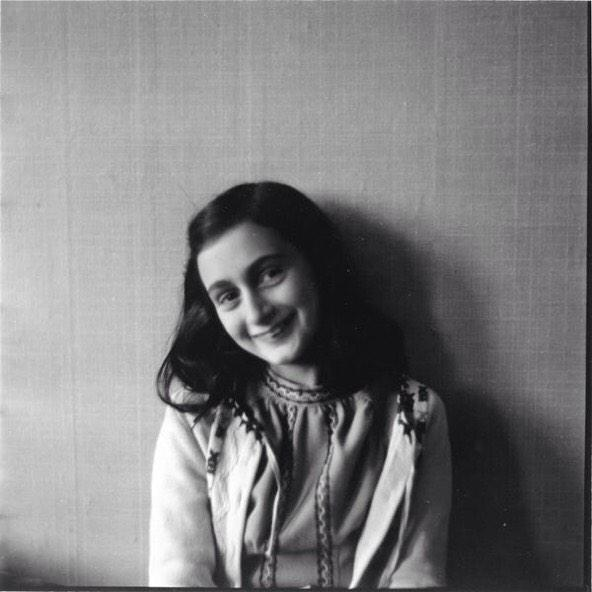 """What is done cannot be undone, but one can prevent it happening again"" - Anne Frank, May 1944 #HolocaustMemorialDay http://t.co/3XyYgAY6TI"