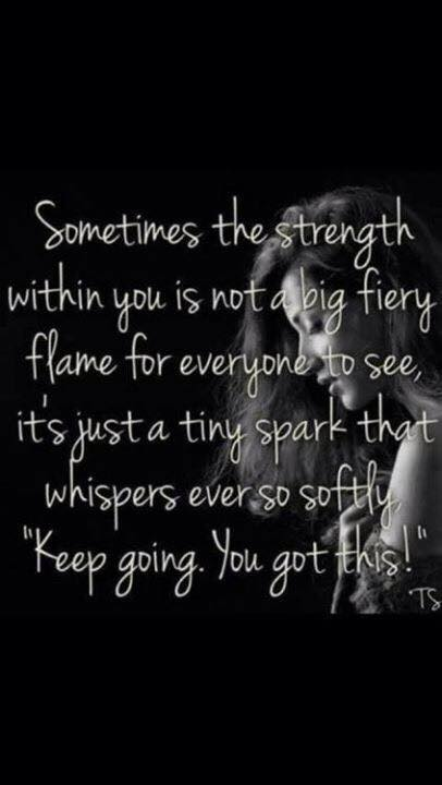 We all have strength inside of us #BellLetsTalk http://t.co/WBEF3dZasb