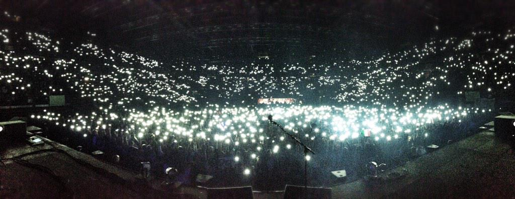 Milano! Please show me your pics too - this was my view... Perfecto! http://t.co/VswbVpVcjj
