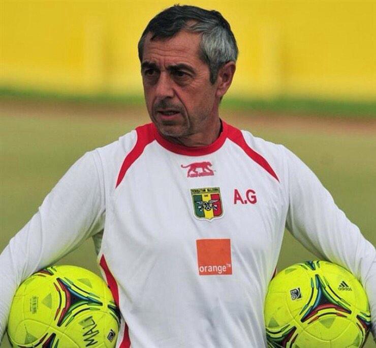 Alain Giresse annonce son départ du Sénégal
