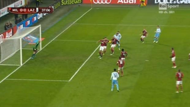 Coppa Italia MILAN-LAZIO Risultato DIRETTA Gol live video in tempo reale