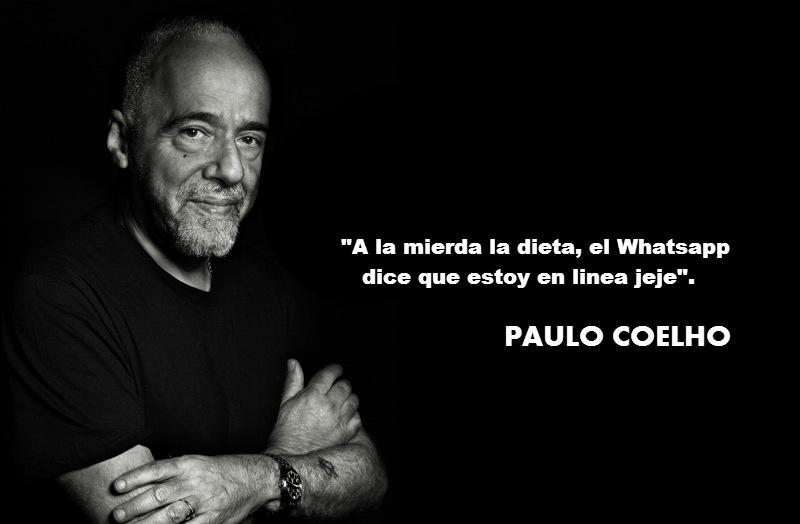 Frases De Paulo Coelho: Frases Paulo Coelho (@DonPauloCoelho)