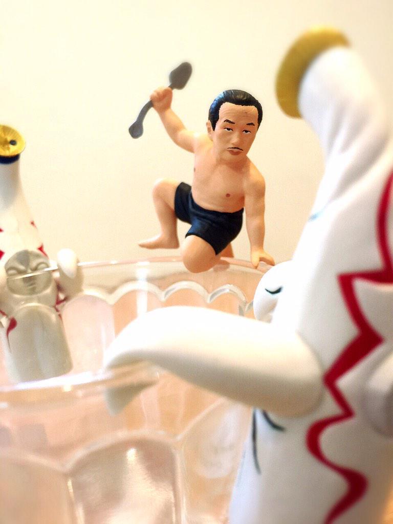 太郎さん驚愕のリアル造形 http://t.co/u2PzxOQ6ZS