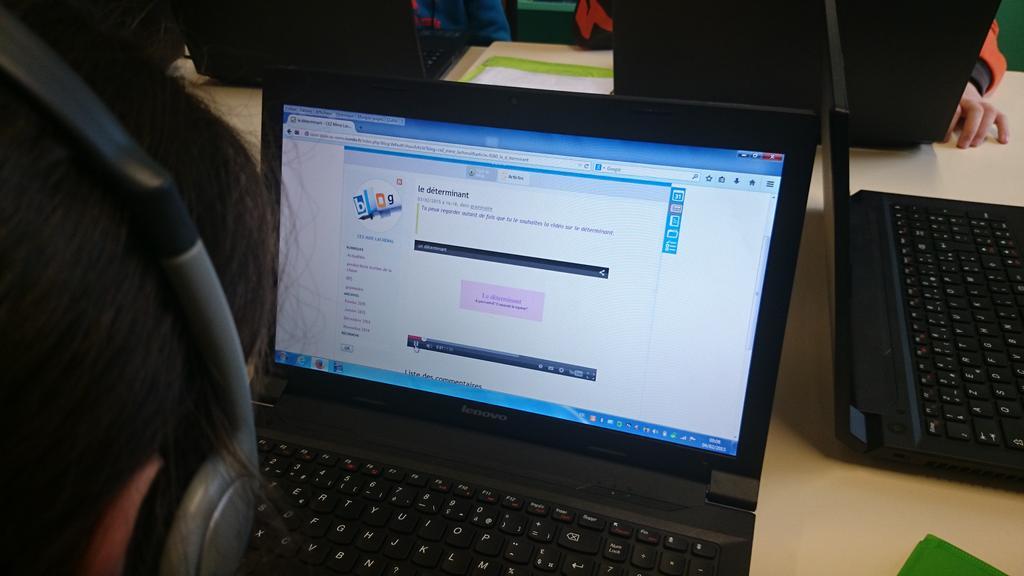 Capsule vidéo, ENT, pédagogie différenciée école Ferry  @VilleStDizier #forumatice #EcoleNumerique http://t.co/BBuyny3qRY
