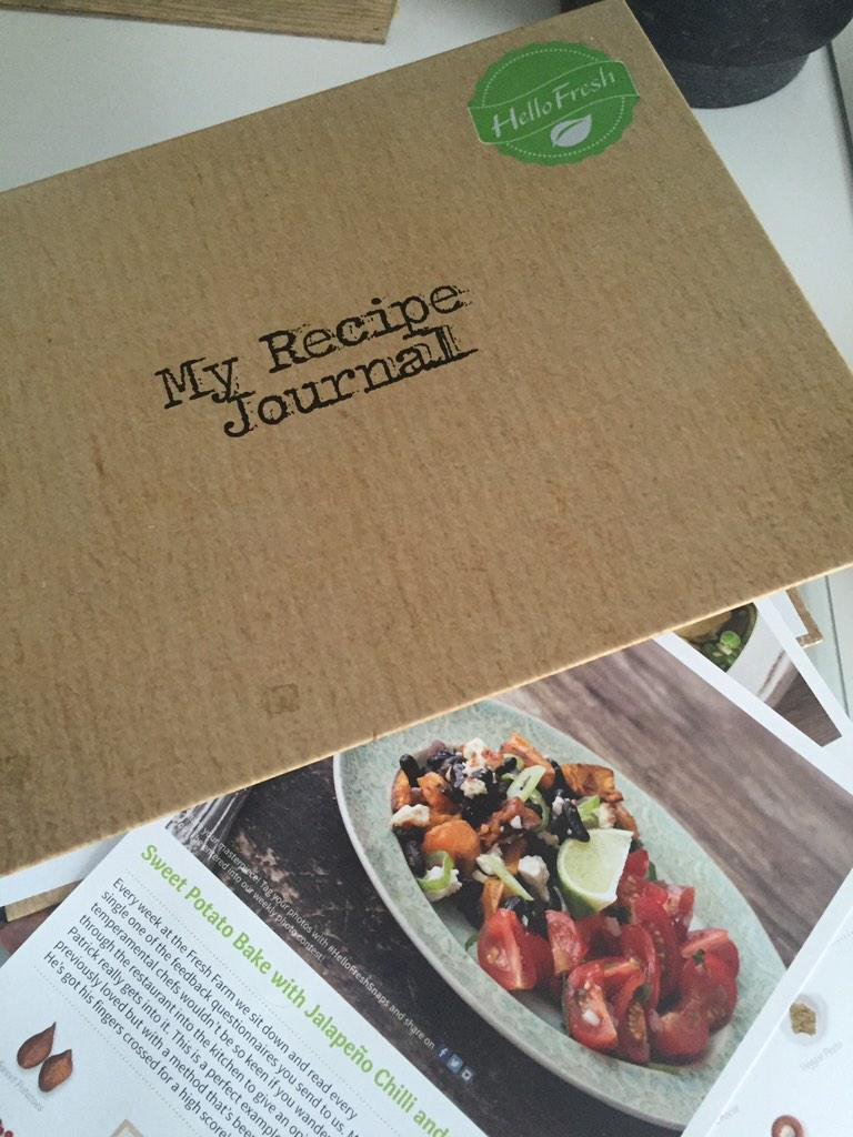 The 20-Second Trick For Hello Fresh Recipe Book