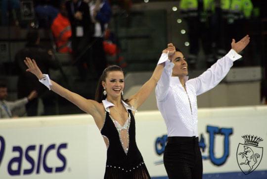 Анна Капеллини - Лука Ланоте / Anna CAPPELLINI - Luca LANOTTE ITA B8_YWpMIEAAonTD