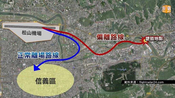 Images of 遠東航空103便墜落事故
