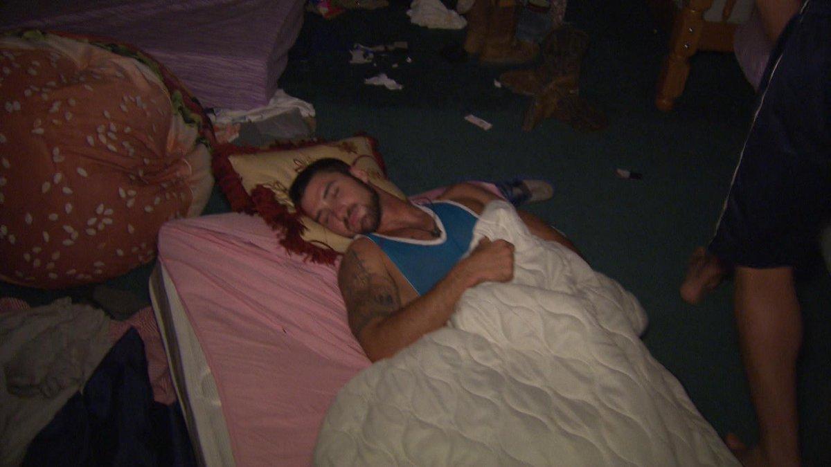 Get yo ass outta bed! #PartyDownSouth 2 SNEAK: http