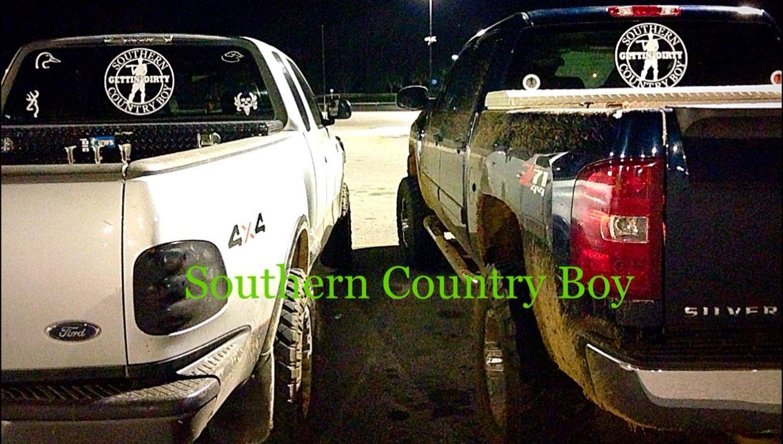 Southern Country Boy On Twitter How Do Yall Like The Southern - Country boy decals for trucks