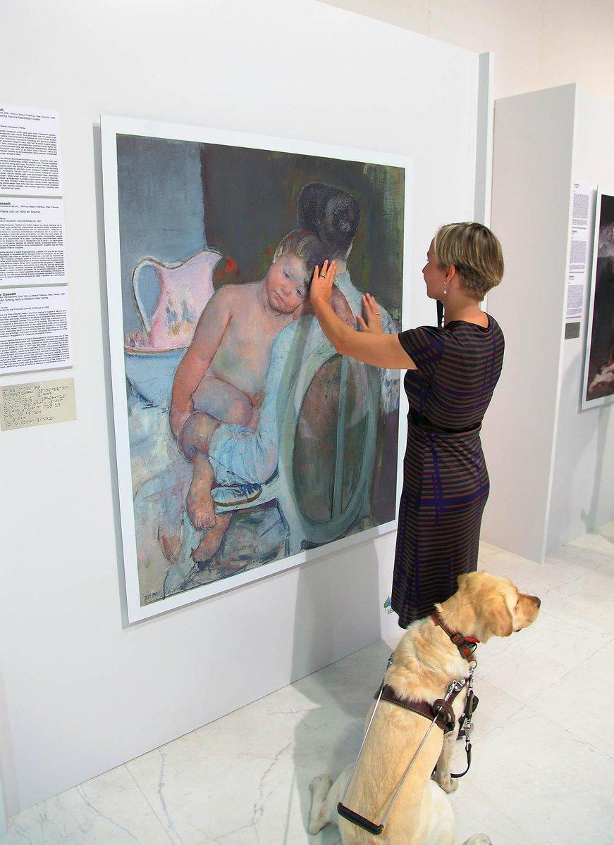 Thumbnail for 'Arte para tocar', un programa para todos los públicos
