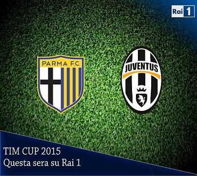 Coppa Italia: PARMA-JUVENTUS, diretta tv streaming su Rai 1