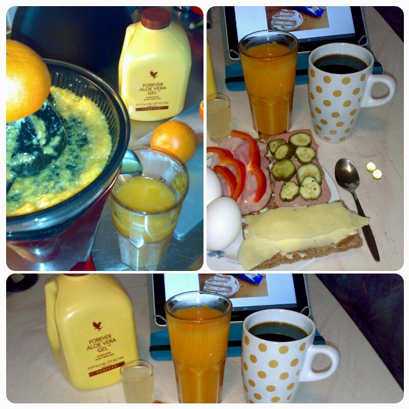 """@sweden: godmorgon!  #InternationalSwedishBreakfastWeek with  omega 6 and pure aloe vera gel and fresh orangejuice http://t.co/p6AHhGVbjt"