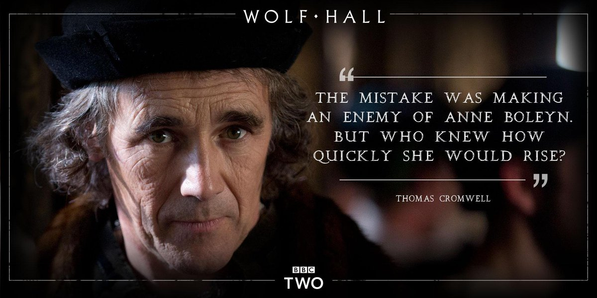 Thumbnail for Wolf Hall Ep 2 - selected historical live tweets