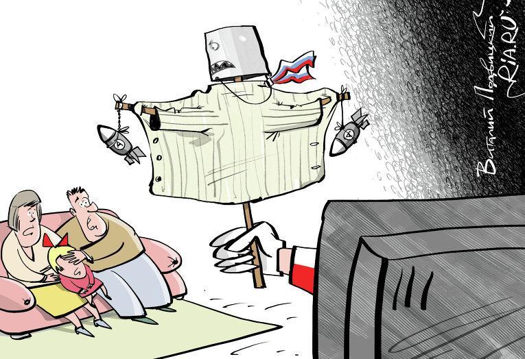 Журналист Ги Метан: Почему нам так нравится ненавидеть Россию?