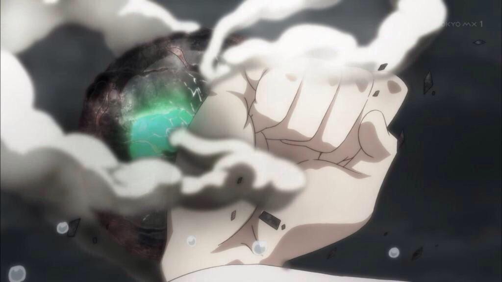 金剛に殴られたら即死とみていい #kancolle_anime http://t.co/7Tl2RFgkxw