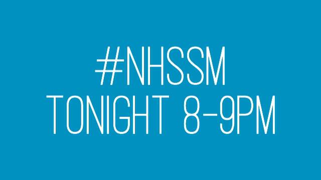 Tonight's #nhssm   What new things are you trying on social media this year & why?  Will you be joining us? http://t.co/XW985Vtdg9