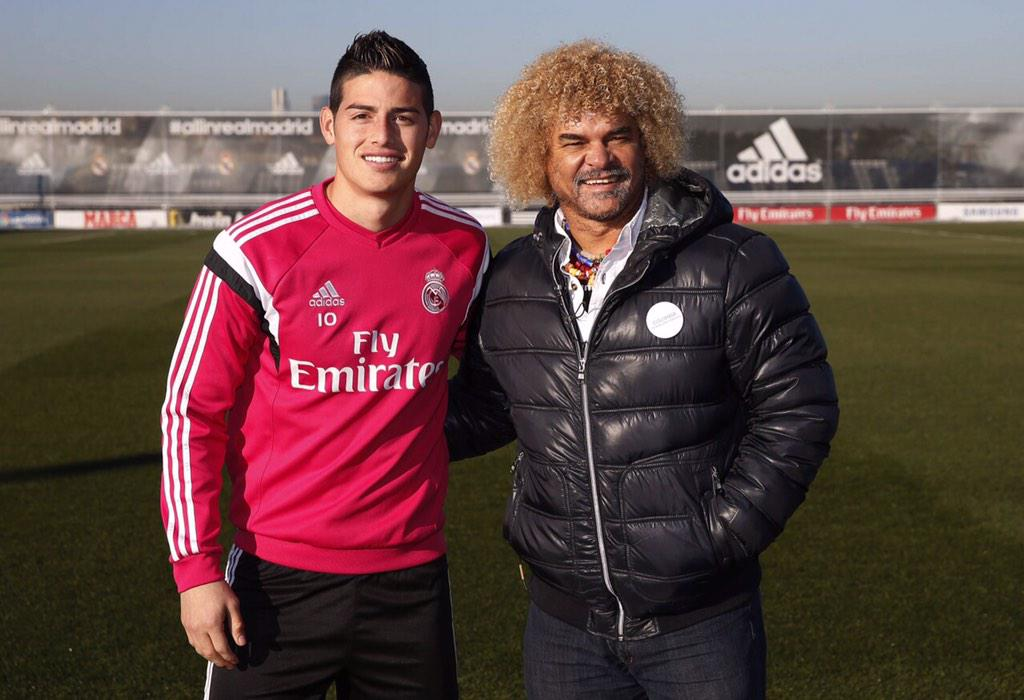 JAMES Rodríguez B8cHTNgIcAA01jc