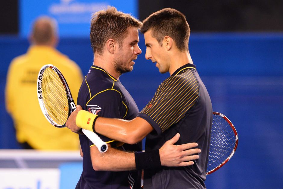 Rojadirecta Diretta TV Tennis: Oggi Wawrinka-Djokovic, info streaming Australian Open 2015