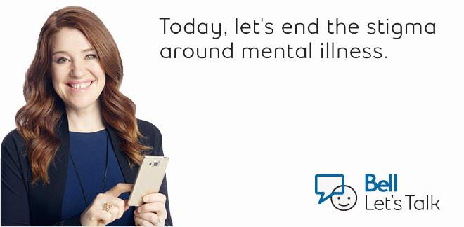 Today is the day. For every tweet with #BellLetsTalk, Bell will donate 5¢ to mental health. @Bell_LetsTalk  RT http://t.co/1aT1WzVATd