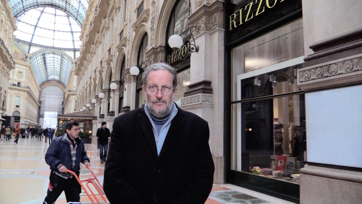 lo storico Massimo Campanini.