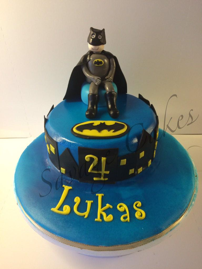 Savage Cakes on Twitter A few recent cakes Frozen Cars Batman