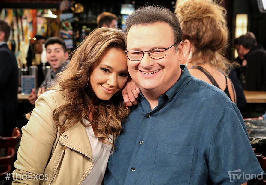 Our good friend @LeahRemini is back on #TheExes TONIGHT! RT if you're celebrating her return along with us! http://t.co/LGDzX3gVwD