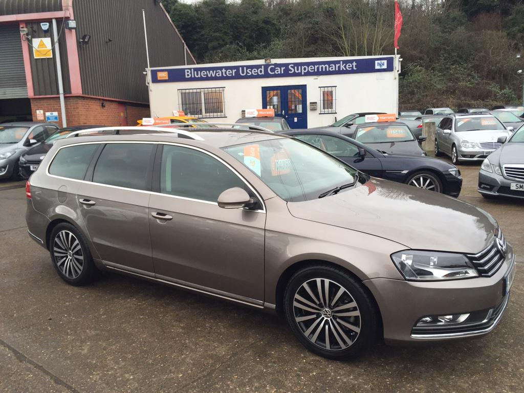 Used Cars Supermarket >> Bluewater Used Cars On Twitter Volkswagen Passat 2 0tdi