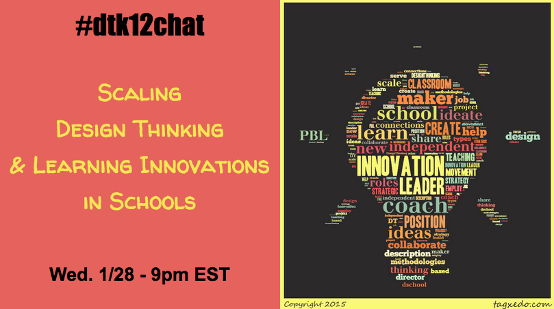@kmorrillmvad #dtk12chat is #designthinking & bringing Innovation to your school/class http://t.co/qruAhfH7vW