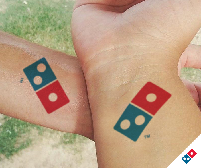 Dominos Pizza Br On Twitter Casal Que Se Conheceu Na