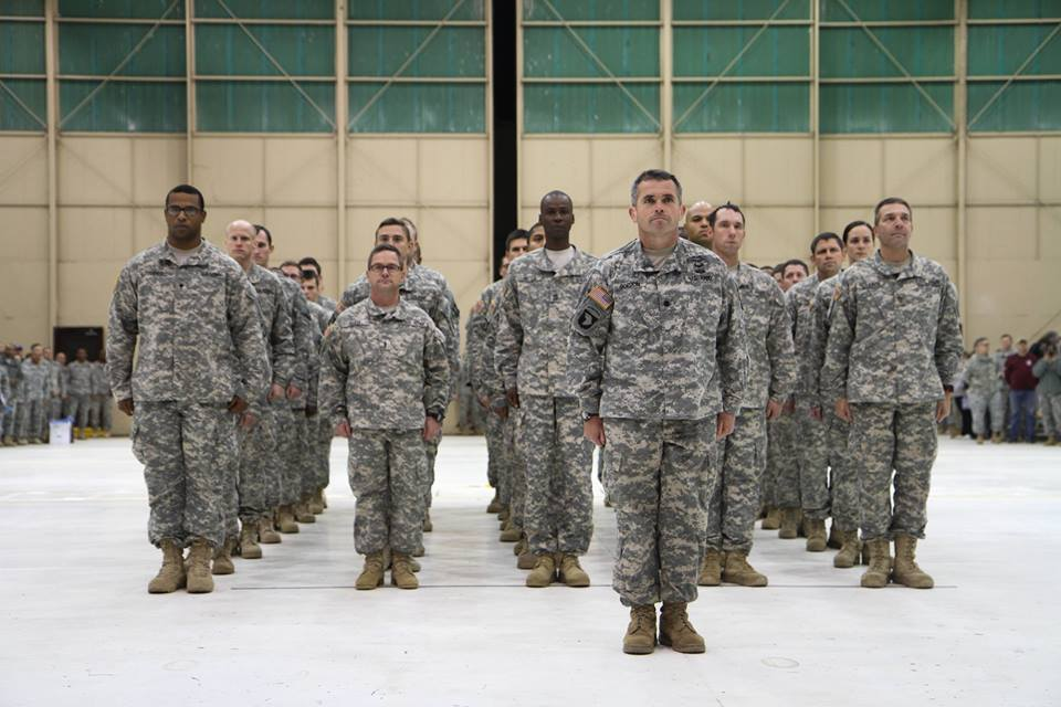 Shout-out to the 42 #soldiers who just returned home to @FortCampbell - thank you for your service! #gratitude http://t.co/QayKZKfWNf