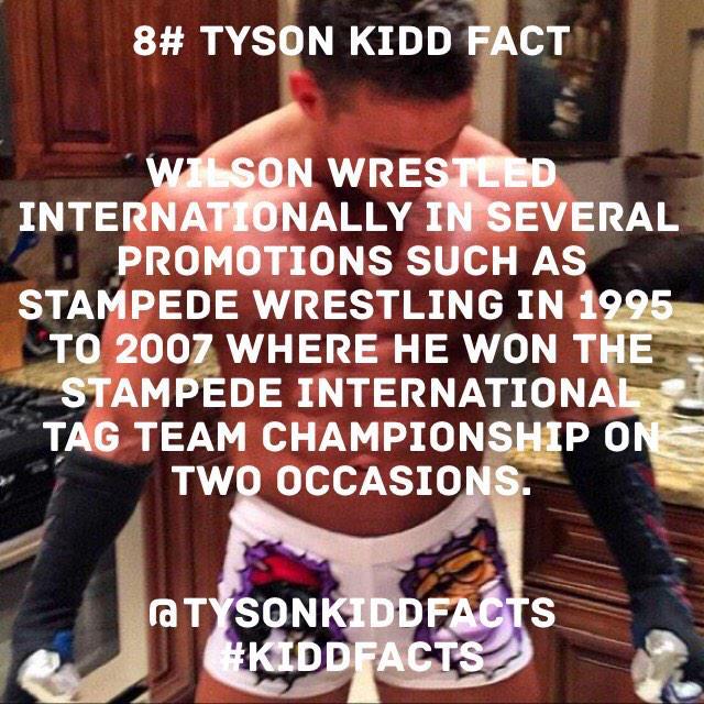 Tyson kidd twitter