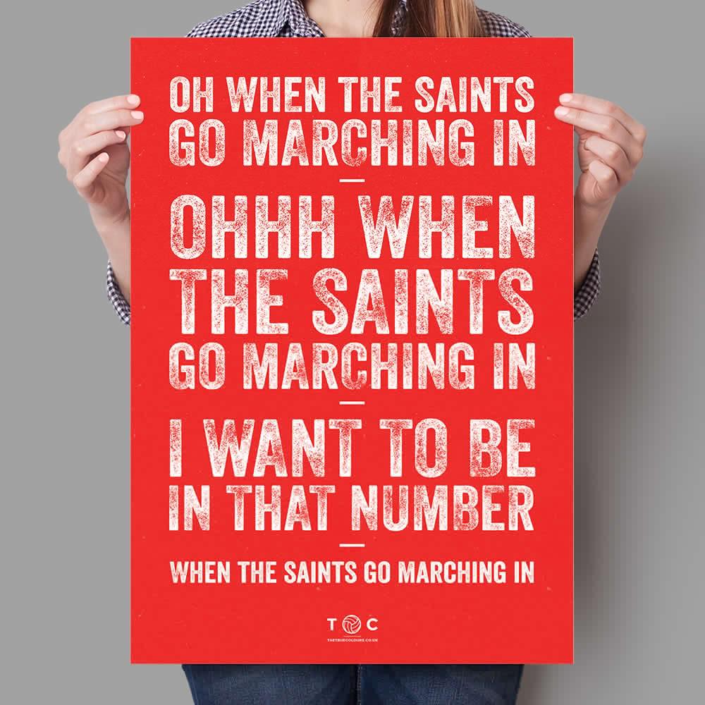 When The Saints Go Marching In: FM Saints Researcher (@MatthewLeGod)