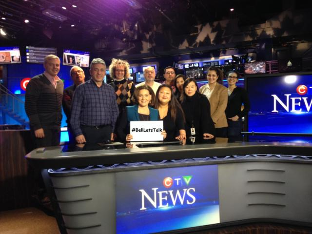 From the @CTVNationalNews team- retweet to raise money for mental health initiatives. #BellLetsTalk http://t.co/t3YZ3Z8dYU