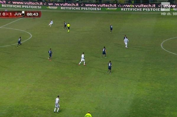 Coppa Italia Parma-Juve 0-1