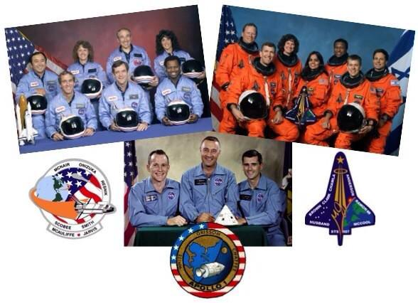 Honoring my astronaut colleagues who gave their lives in service to mankind. Reach for the stars. #NASARemembers http://t.co/2yuOCxRENl
