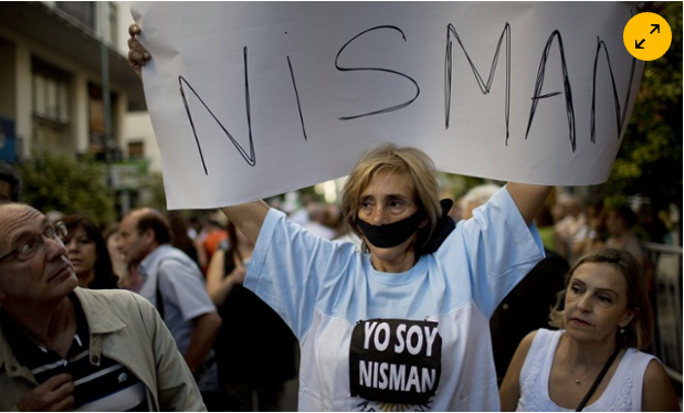 Argentina's real-life spy thriller. My take on 2 crazy weeks of plots & mystery. #Nisman  http://t.co/iK1k007CY0 http://t.co/DLr4kzLKbZ