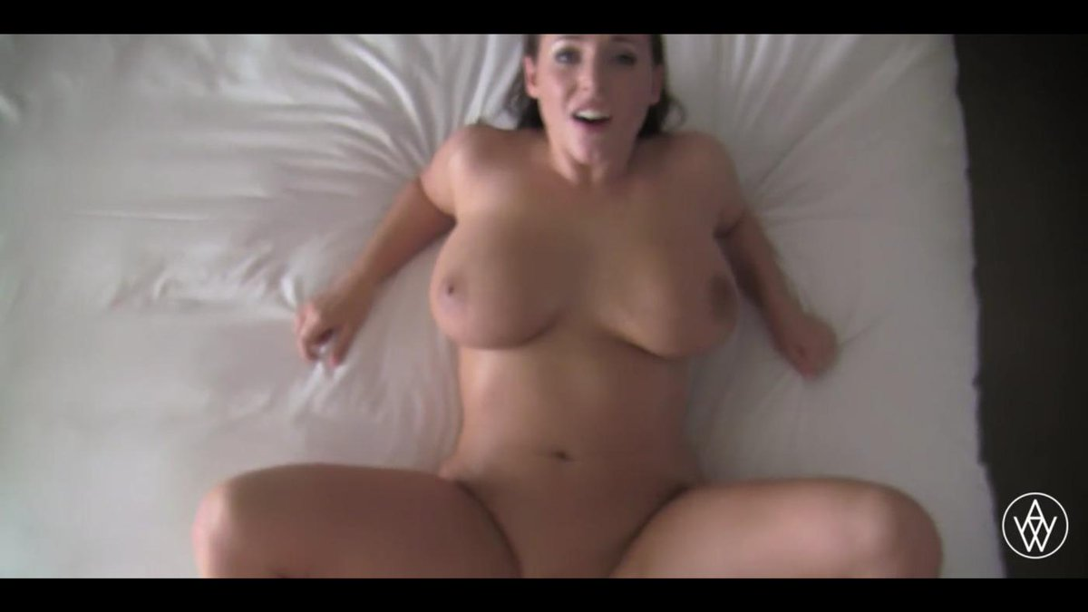 Australian big tit angela white masturbating in bed 7