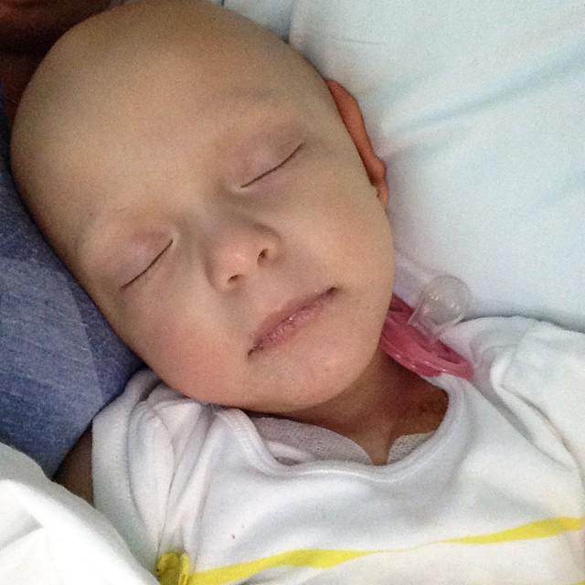 #PrayerRequest 4 Daniella #ChildhoodCancer #BoneMarrowTransplant She is fighting hard & needs our prayers 4 recovery. http://t.co/JVhCLk89XA