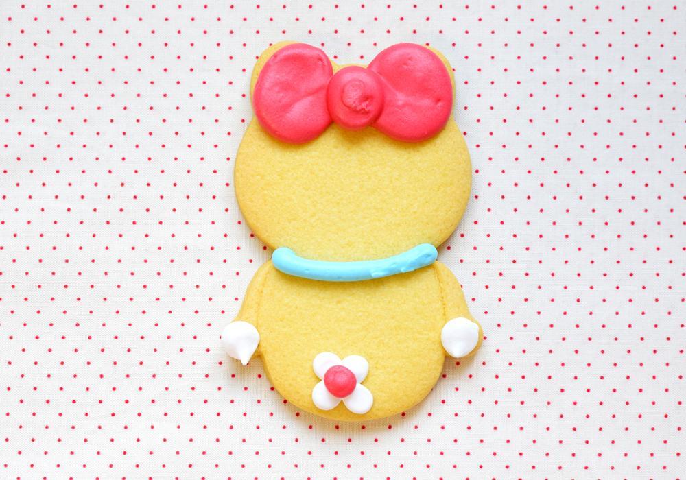 おはようございます。このかわいい後ろ姿は…ドラミちゃん♪川崎市にある「藤子・F・不二雄ミュージアム」で見つけたすてきなアイシングクッキーは、おみやげやギフトにもピッタリですね。 #cotrip pic.twitter.com/aHVfcE28pk