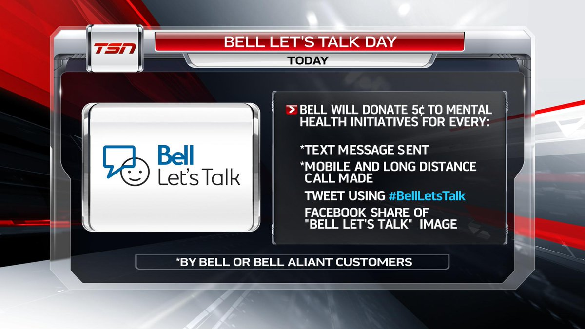 We are more than 90% to a record #BellLetsTalk Day. @mopete24 @LeoRautins @Raptors help us get all the way there http://t.co/D1LysL2qKg