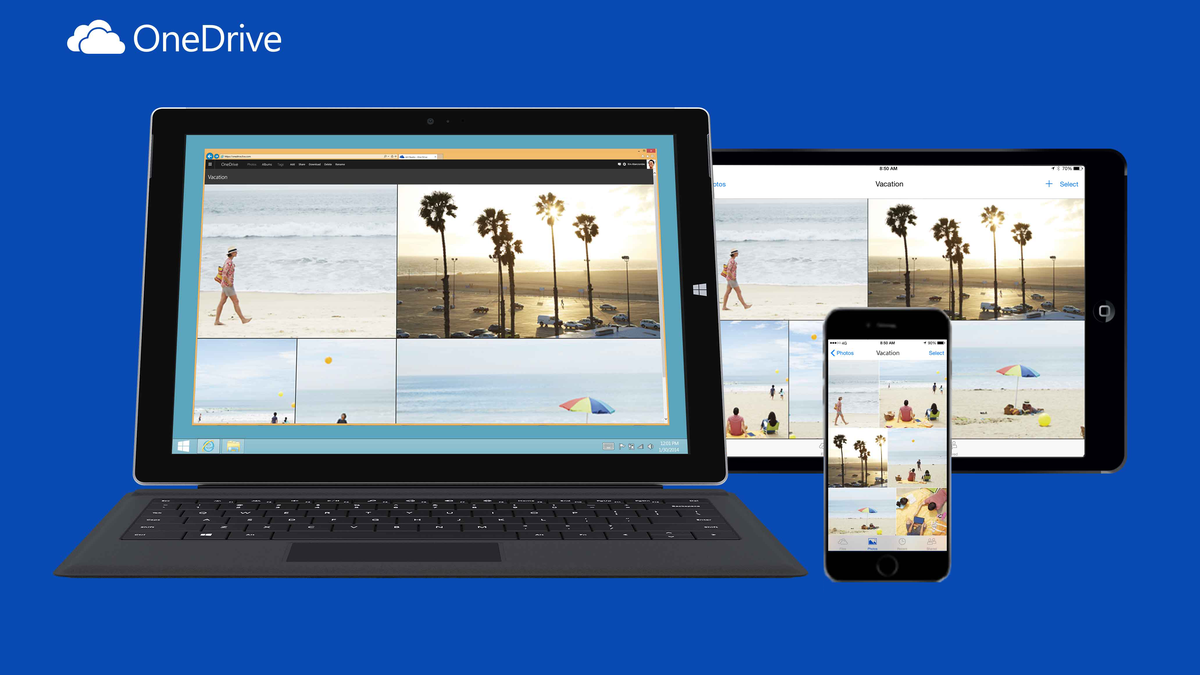 OneDrive updates make Microsoft's cloud storage system better for photos