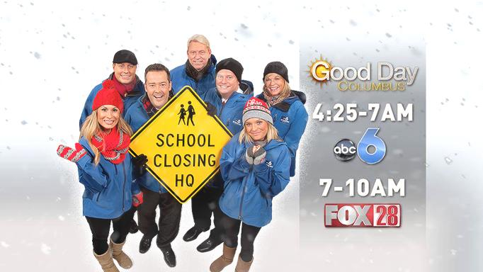Just in, always on: good day columbus is your school closing